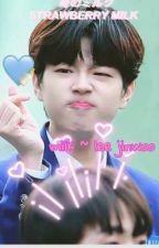 PRODUCE X 101 ~ Lee Jinwoo (milk) by ilubemyselfue