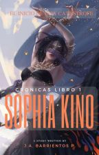 Sophia Kino #wattyes 2019 #CSA2019 by kuroganel
