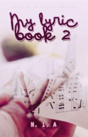 My Lyric Book 2 by kissndie228