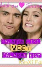 """PALABAN GIRL meets PALABAN BOY - """"KimXi"""" by kimchiu13TS"""