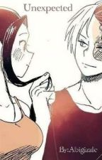Unexpected - A Todomomo Love Story  by Abigizzle