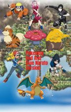 Naruto's Pokemon Journey Book 1:Red And Blue  by Gincuba