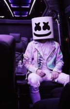 💕Not Alone💕(Marshmello x reader) by VodkaFace69