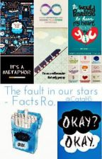 The fault in our stars-FACTS [Romana] by catalinadobre17