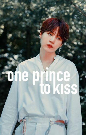 one prince to kiss ; yoonmin (completa).