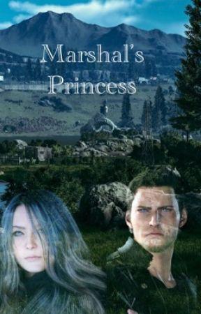 Marshal's Princess   Cor Leonis by ladyarchangel74