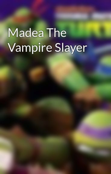 Madea The Vampire Slayer by newmutants