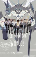 Colliding Worlds by Daidus