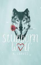 Stubborn Wolf by NachtGraves