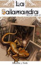 Flores de Asfalto II: La Salamandra by EstudioThirdKind