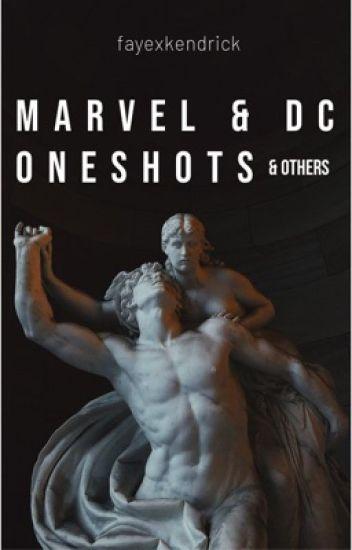 Marvel/DC/other gxg xreader oneshots