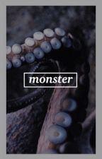 ✔️ MONSTER ➩ Ben Hargreeves by midnightcherryy
