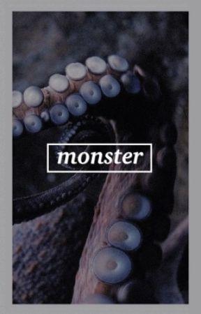 ✔️ MONSTER ➩ Ben Hargreeves by numberfiveeee