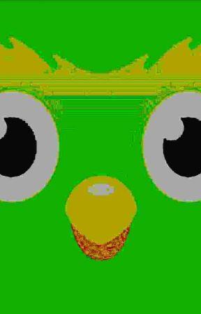 Creepypasta - Duolingo by LittlePacoca