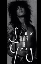 Sixx Shades of Grey | Nikki Sixx by sighcarls