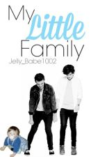 My Little Family *Larry Stylinson ft. baby Niall + Ziam* by Jelly_Babe1002