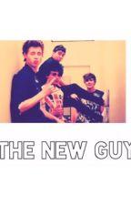 The New Guy by aryannakay