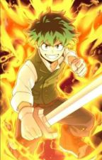 Legend of the Burning Blade (MHA Fantasy AU) [ON HIATUS] by ShojiTentacle