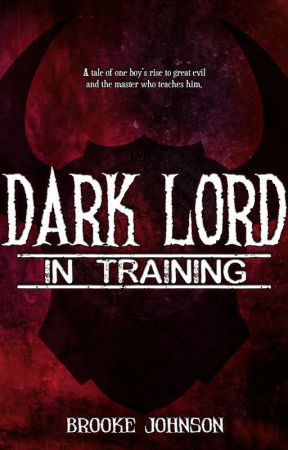 Dark Lord in Training by brookenomicon