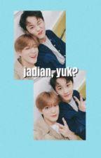 jadian, yuk? | markno by markno-land