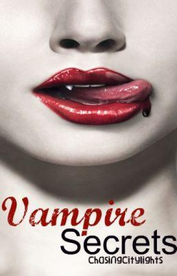 Vampire Secrets (Watty Awards)