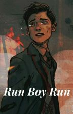 🌺run boy run🔸five x reader🌺 by japrilfool