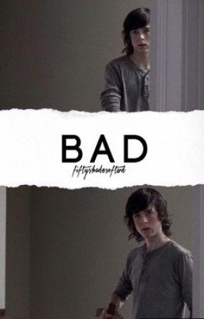 BAD ➶CHANDLER RIGGS by -harrington