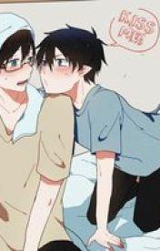 Yukio x Rin by why_so_melo