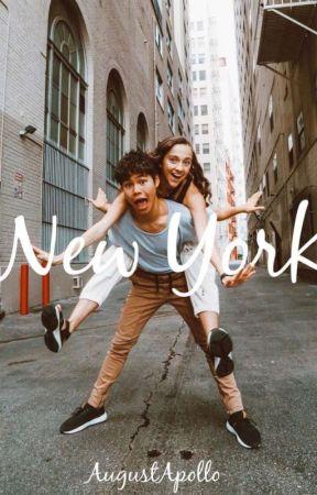 New York • Sean & Kaycee by AugustApollo