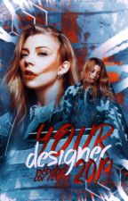 Your Designer • 2019 by rei-nia