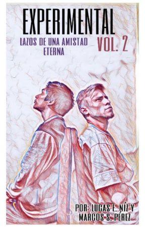 Experimental Vol 2 Lazos De Una Amistad Eterna Frases