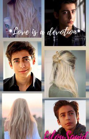 •Love is a devotion• by LilouSquid