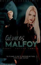 Gêmeos Malfoy by allana_louquinha