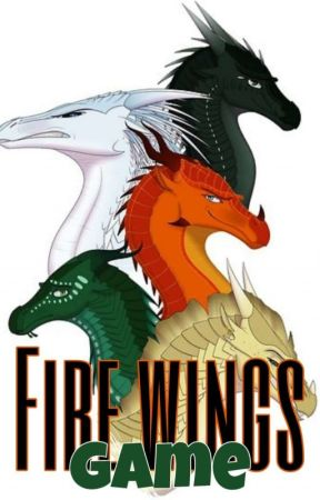 Wings of fire | Game by susenka_RPG