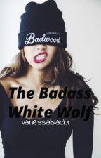 The Badass White Wolf by vanessablack1