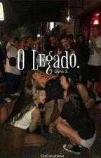 O Legado| Série:CoR| Morro by eitaCORASHAWN