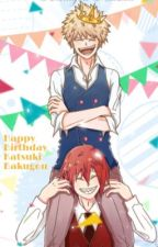 Katsuki Bakugou's Birthday  by CatNoirsKitten