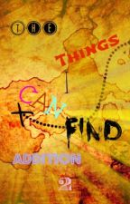 The Things I Can Find Addition 2 by LongTimeLoser