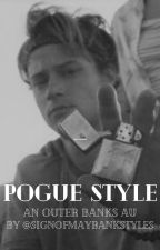 Pogue Style  // JJ // COMPLETED by signofmaybankstyles