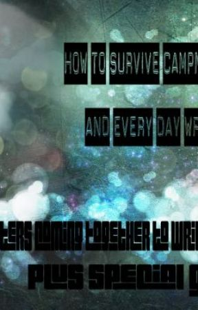 How to Survive Camp NaNoWriMo and Daily Writing by Writerscomingtogeher