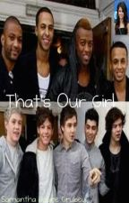 That's Our Girl (JLS and One Direction FanFic) by SamanthaJayne_x