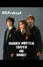 Harry Potter Truth Or Dare by Magcon_are_bae
