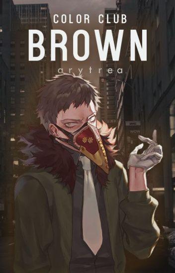 Color Club: Brown; Boku no Hero Academia.