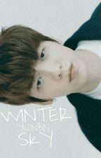 Winter Sky    Yeonbin by straybubbs