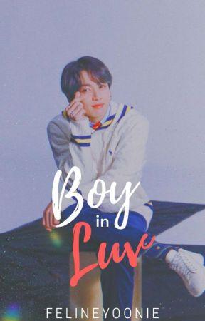 Boy in luv | myg x bts | by YuriTheFujoshi