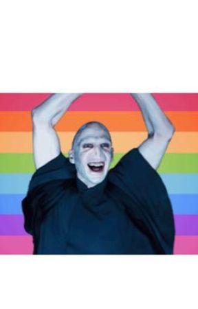 Justin almost sucks Voldemort by NovaArtino