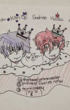 The Ice Prince And Fire Prince. by tortilaboy