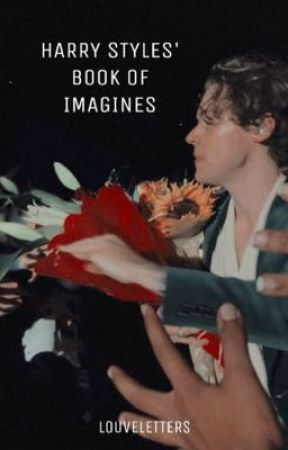 Harry Styles' Book of Imagines by louveletters