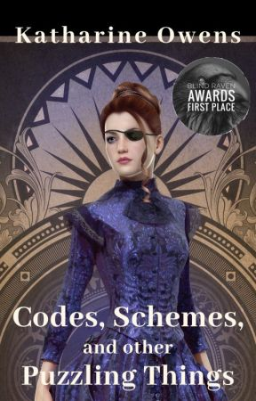 Codes, Schemes, and other Puzzling Things  √ Complete by KathaOwens