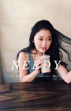 needy | tom holland by hoenestea